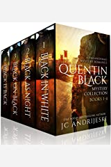 Quentin Black Mystery Collection (Books #1-4): A Paranormal Mystery Romance Kindle Edition