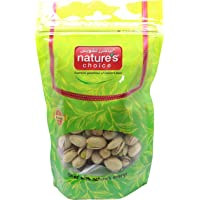 Natures Choice Pista With Shell Unsalted, 200 gm