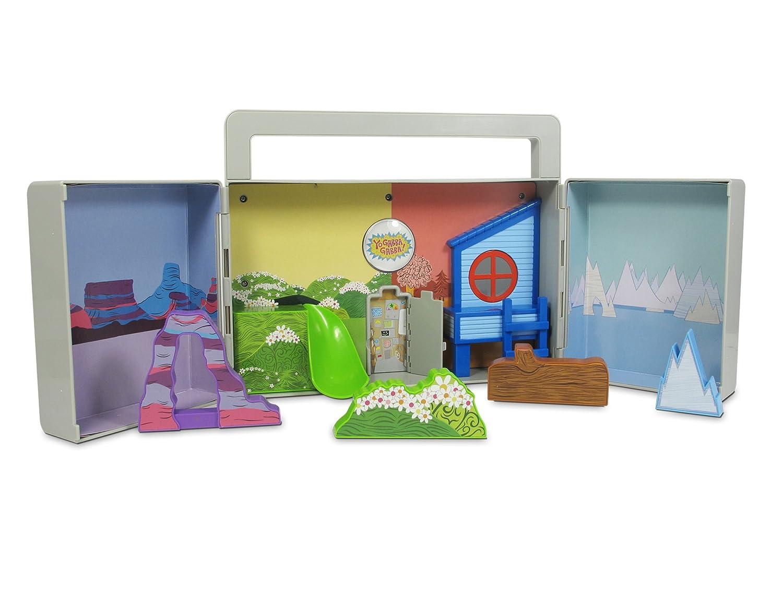 Yo Gabba Boombox Carry Playset Toys Games Gabag Zelca Single Cooler Bag