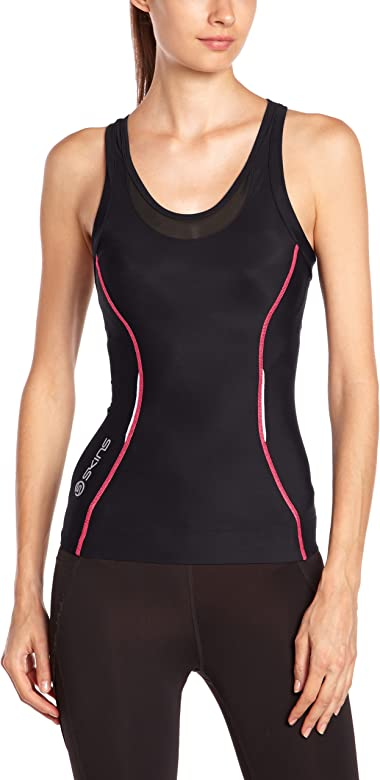 Skins A200 Womens Compression Tank Top