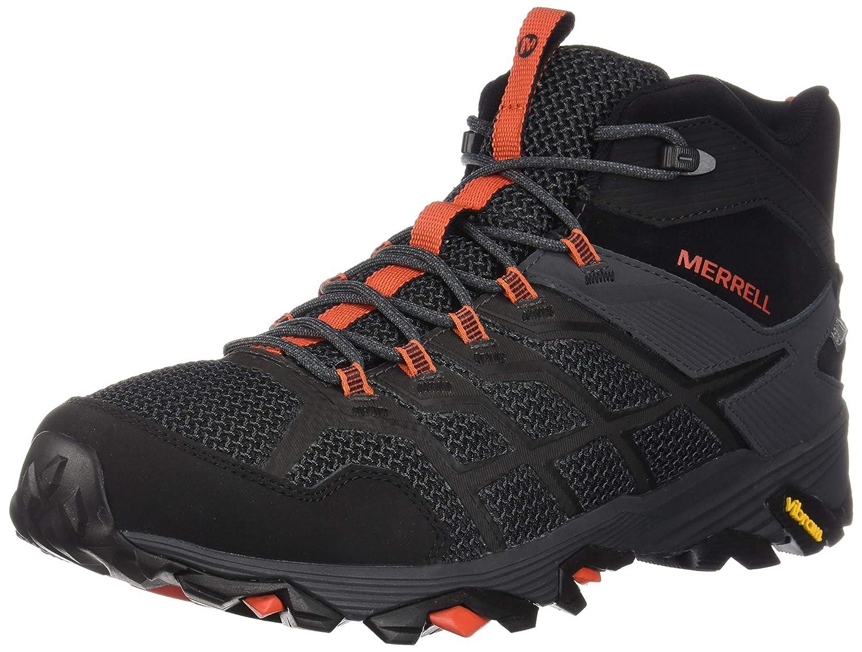 Merrell Men's Moab FST 2 Mid Waterproof Hiking Schuhe,