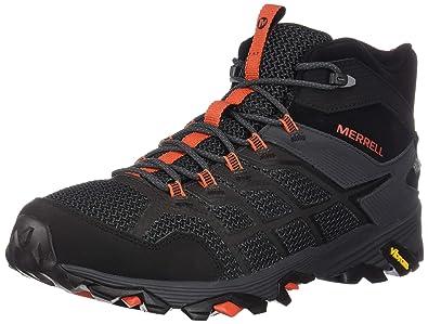 a34836e324e Amazon.com | Merrell Moab FST 2 Mid Waterproof | Hiking Shoes