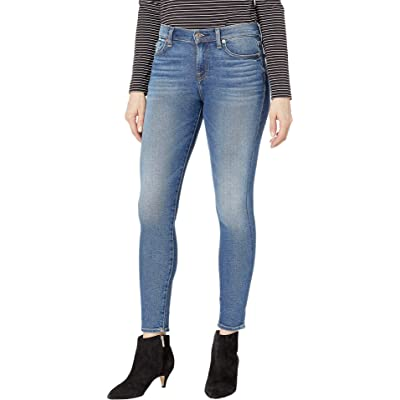 7 For All Mankind Women's The Ankle Skinny in Femme: Clothing