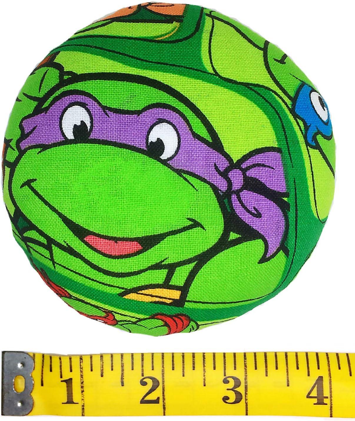Pin Cushion Emery10 oz Needle Storage Organizer Fabric Pattern Cloth//Fabric Weight Frog