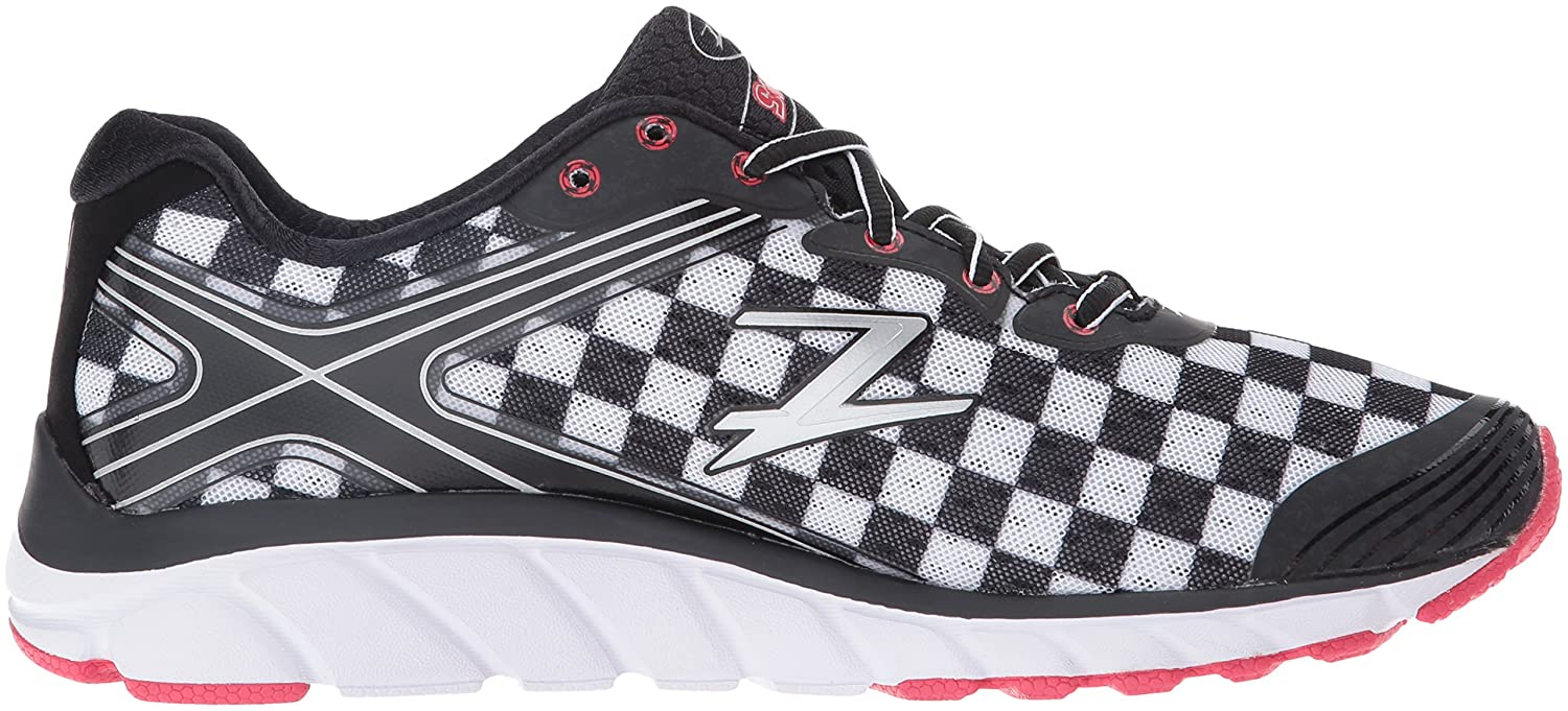 Mens Solana 2, 26A0025.1.1.080 Running Shoes, Black Zoot