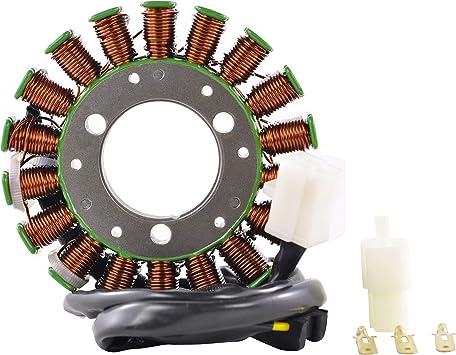 Generator Stator For Kawasaki Ninja ZX-6R 2009 2010 2011 2012 OEM Repl.# 21003-0083 ZX 600R ZX6R ZX6