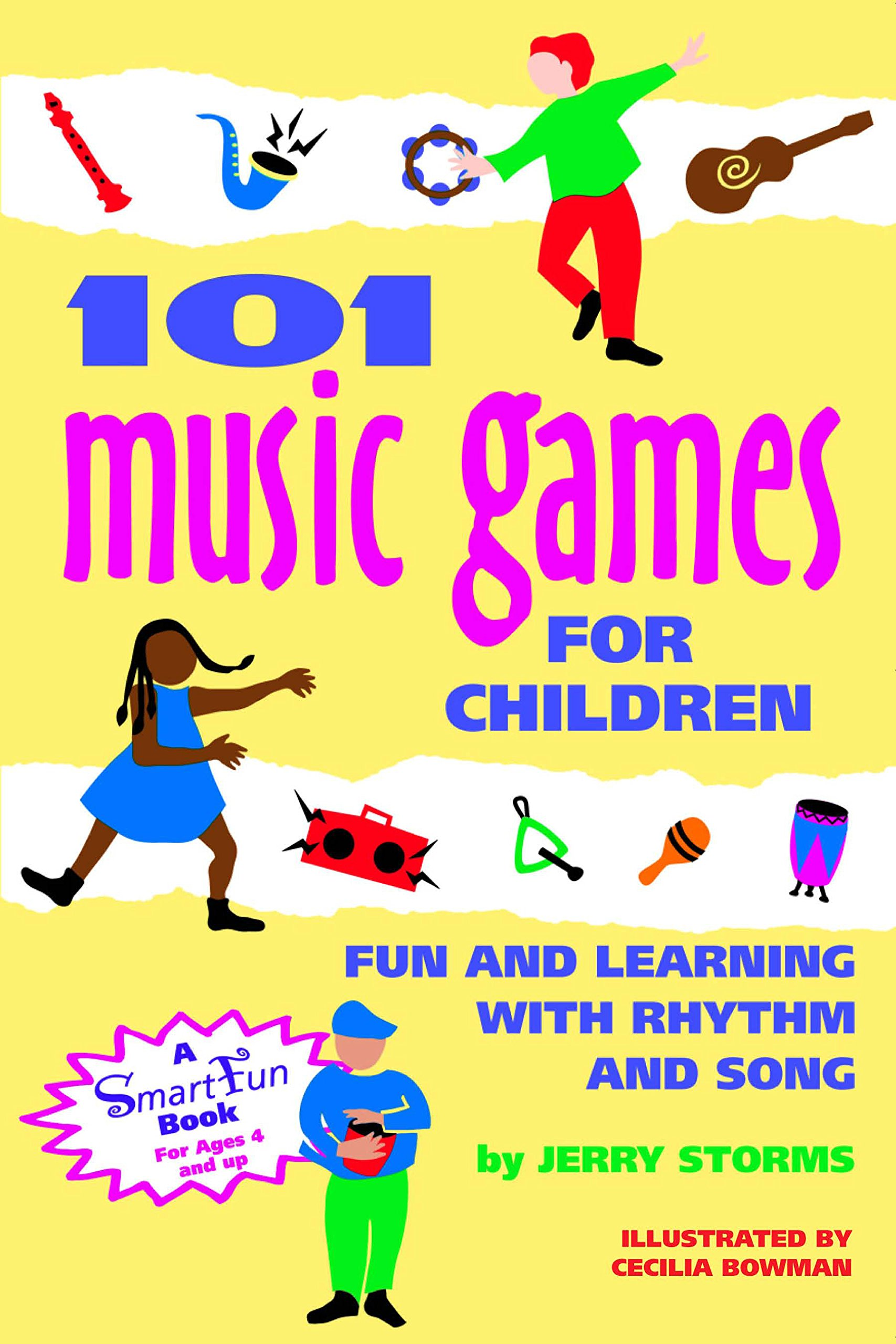 101 Music Games Children Learning product image