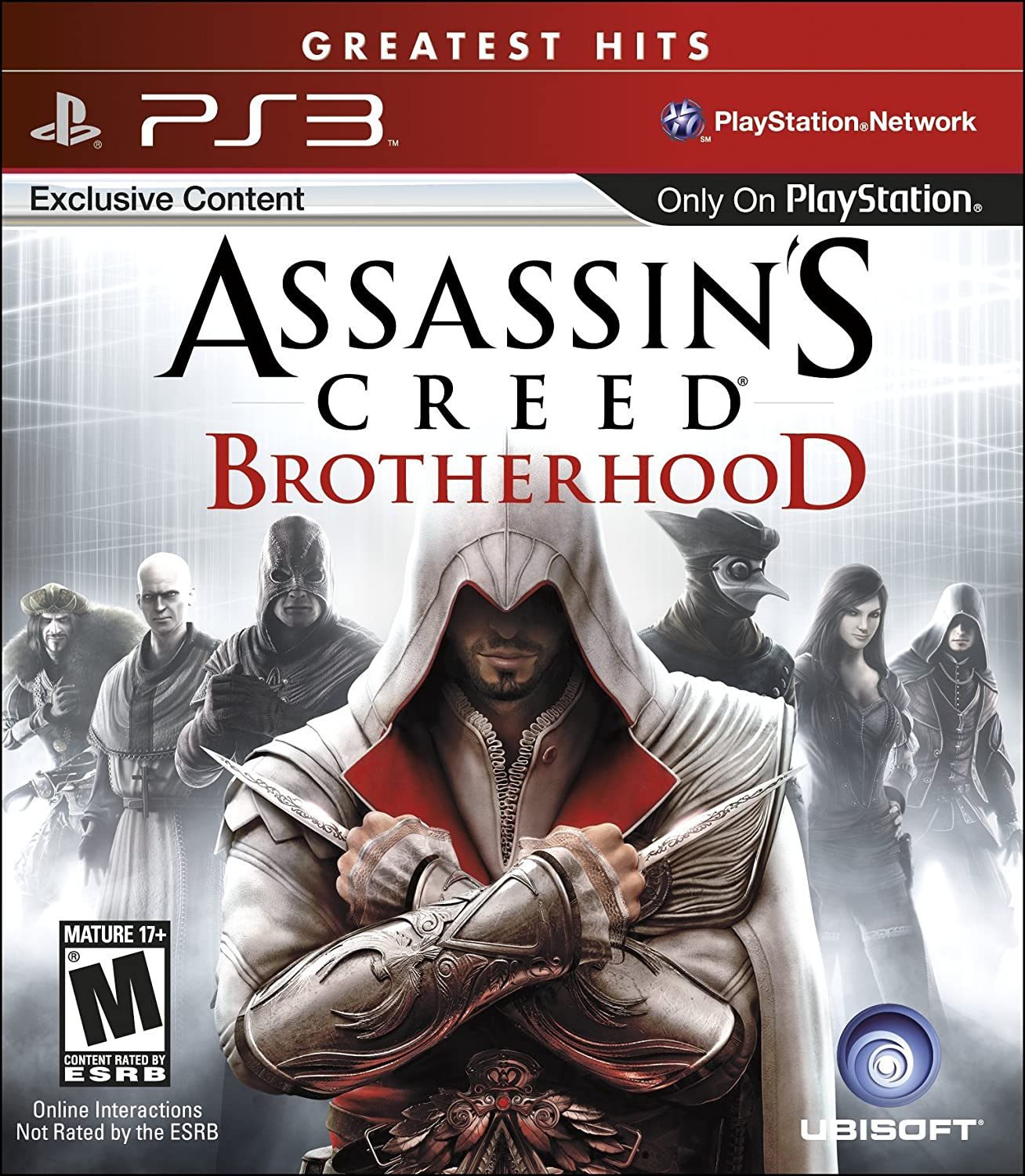 Amazon Com Assassin S Creed Brotherhood Playstation 3 Video Games