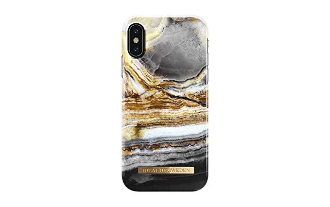 buy popular f3db1 22d99 iDeal Of Sweden Outer Space Agate Cell Phone Case for iPhone X