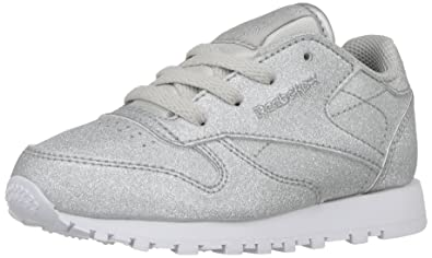 782e70f84f5 Reebok Kids  Classic Leather SYN Sneaker