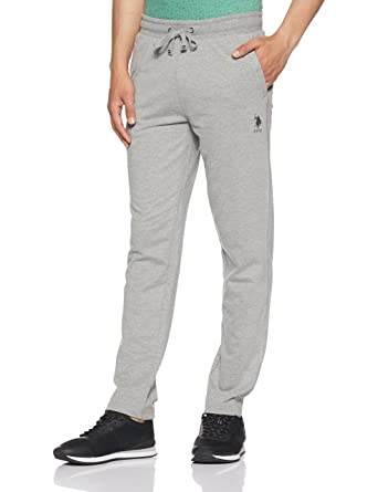 US Polo Association Men's Cotton Pyjama Bottom Men's Pyjamas & Lounge Pants at amazon