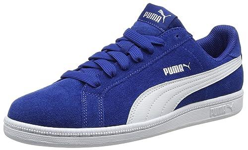 Puma Fun Sneakers Smash Scarpe Basse Bluewhite True Bambini