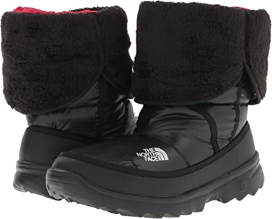 915f97a37 The North Face Girl's Amore Boot Shiny TNF Black / TNF Black 5