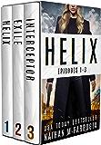 Helix: Limited Edition (Episodes 1-3): A Cyberpunk Action Thriller Boxset (Helix boxset)