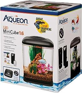 Aqueon LED Mini Cube, 1.6 GAL