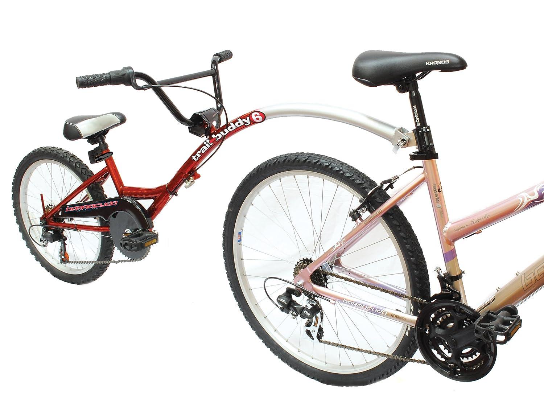 Barracuda Remorque vélo pour enfants 6 vitesses Rouge 20 KA19S