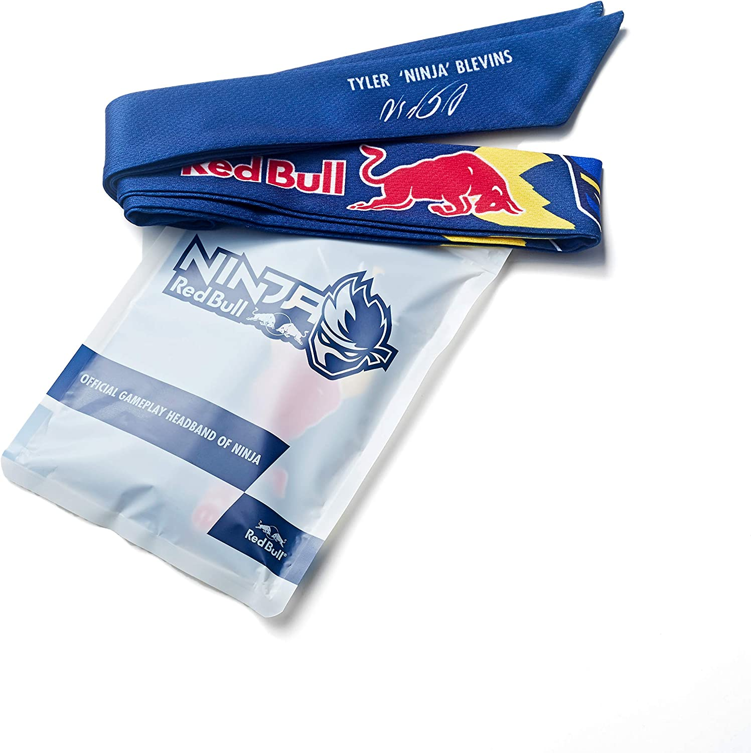 Official Headband of Ninja x Redbull