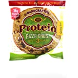 Golden Home Ultra Thin 16g Protein Pizza Crust, 3 crusts