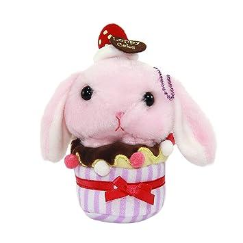Amazon.com: Conejo de peluche Animal de peluche Peluche ...