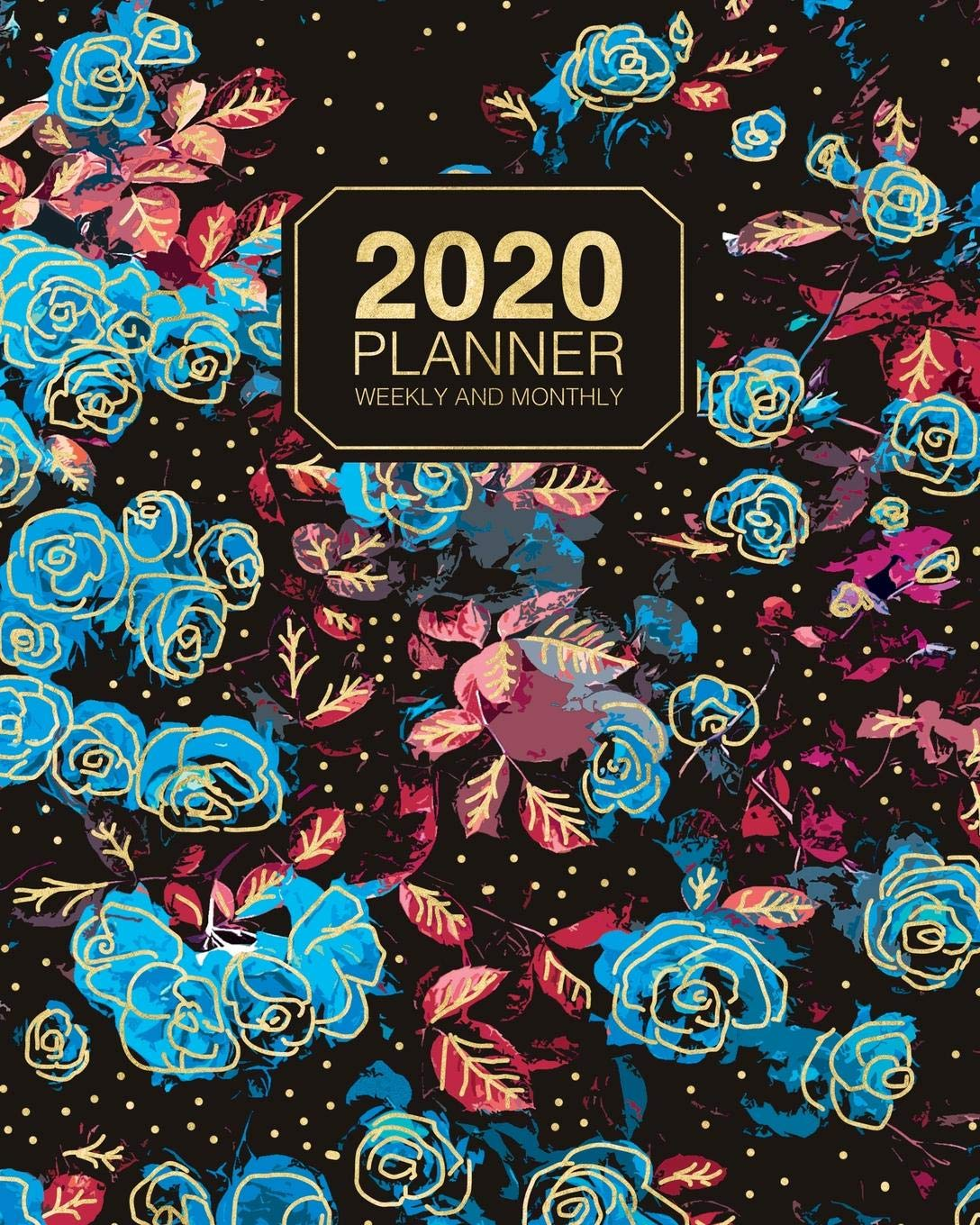 2020 Planner Weekly And Monthly: 2020 Agenda Organizer ...