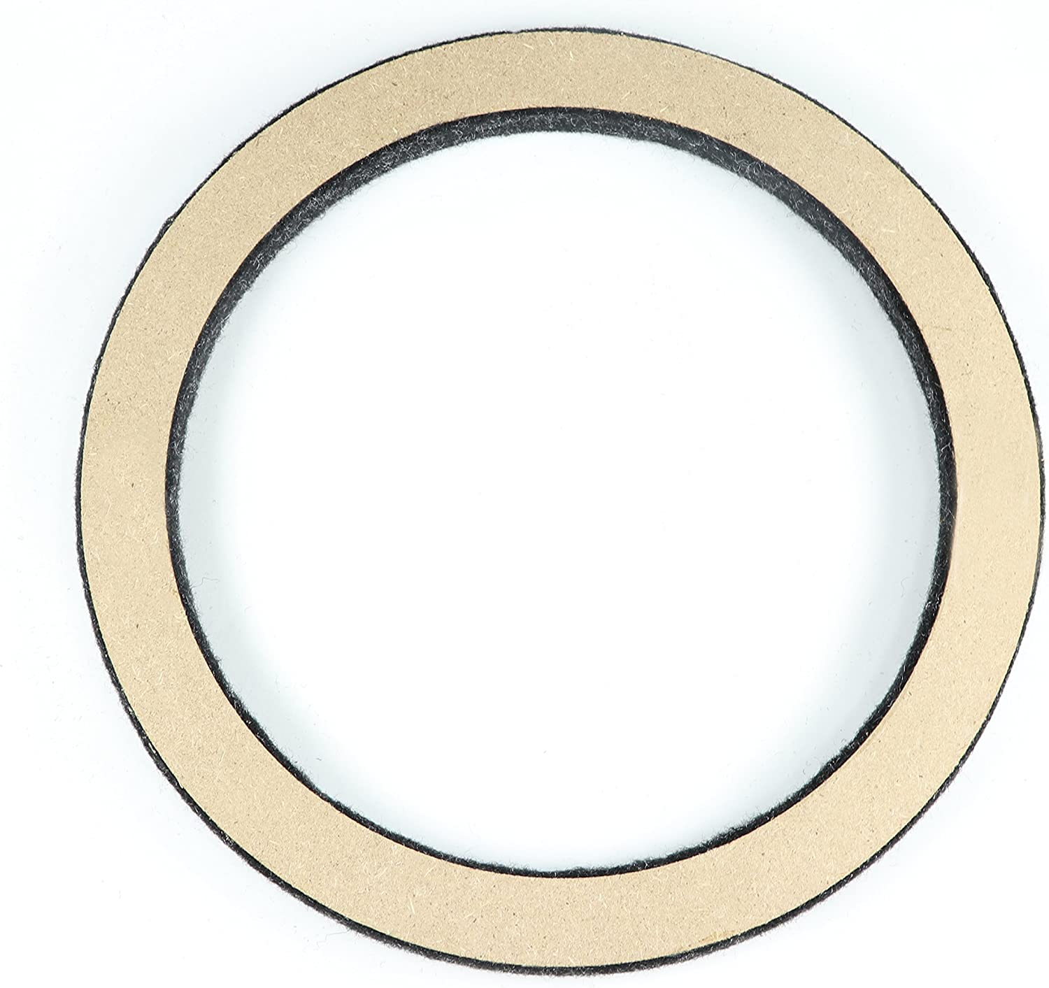 Atrend Universal Mdf Constructed Spacer for 10 Inch Speaker or Sub Adds 3//4 To Depth