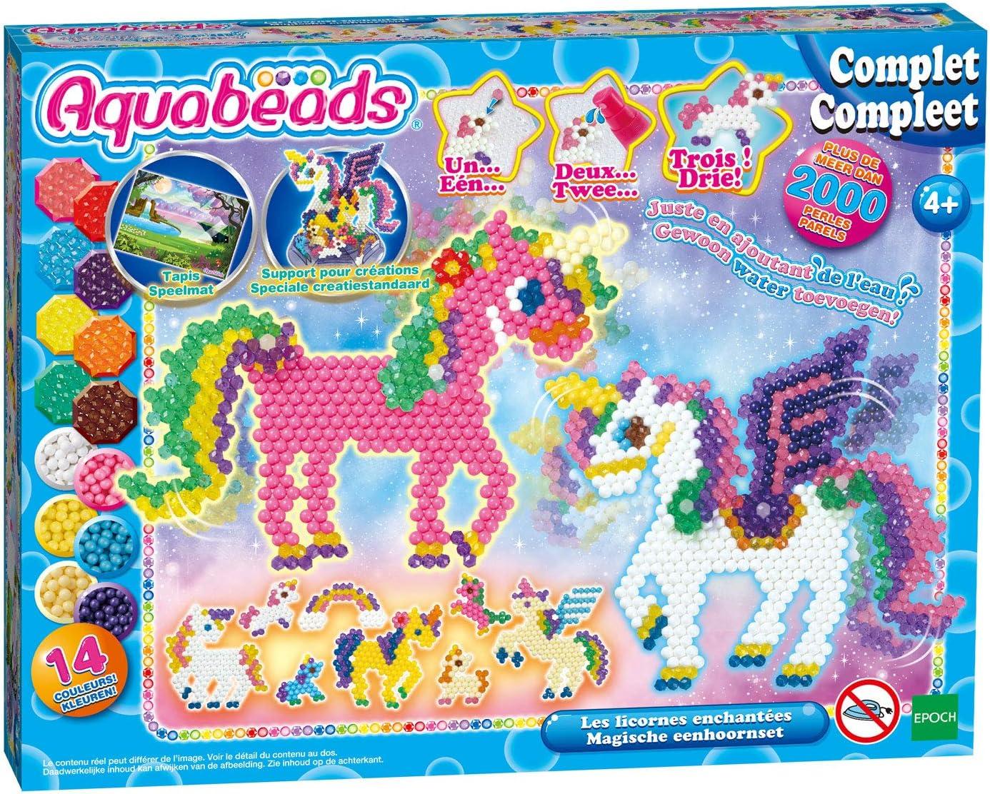 Aquabeads 31898 - Unicornios encantados: Amazon.es: Juguetes y juegos