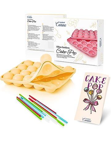 Lumaland Stampo Molde Silicona Cake Pops