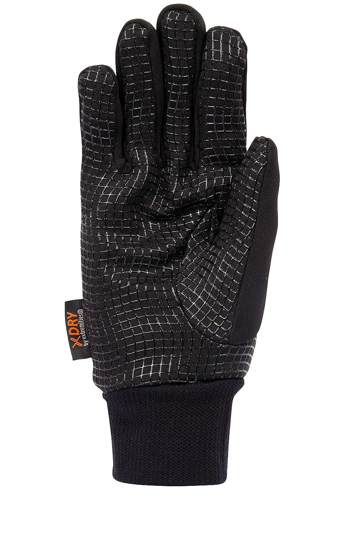 Handschuhe Neu Extremities Wasserdichter Sticky Power Liner Handschuh Schwarz