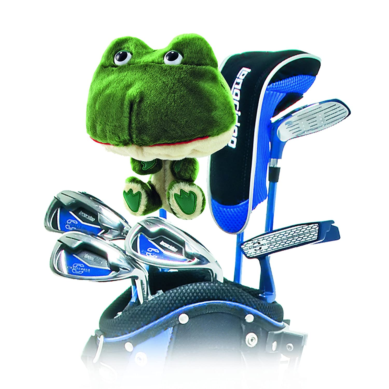 Longridge - Funda para Cabeza de Palo de Golf, diseño de luciérnaga, Color Verde - Talla única