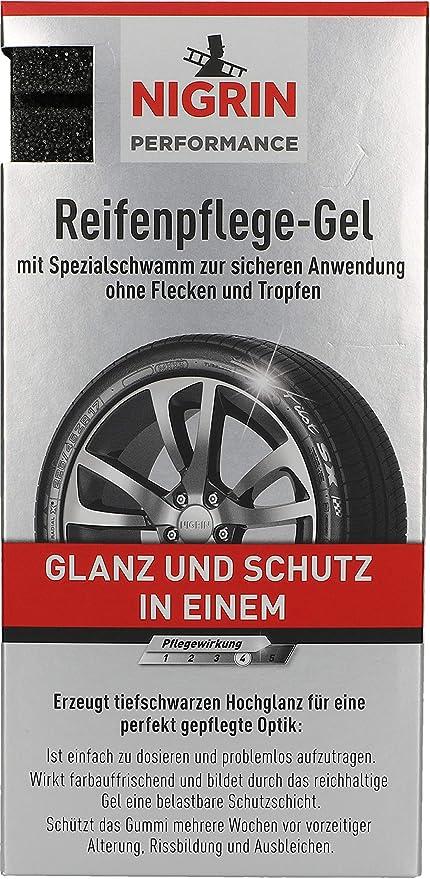 Nigrin 72929 Performance Reifen Gel 300 Ml Auto