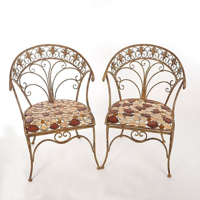 Chaises de jardin et de terrasse Chaise Jardin Fauteuil ...