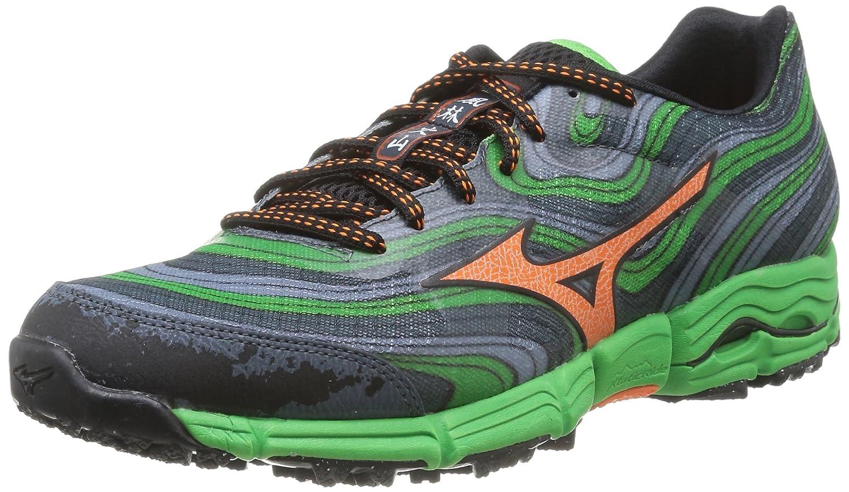 separation shoes 5e49e 62323 Amazon.com   Mizuno SS15 Mens Wave Kazan Trail Running Shoes   Running