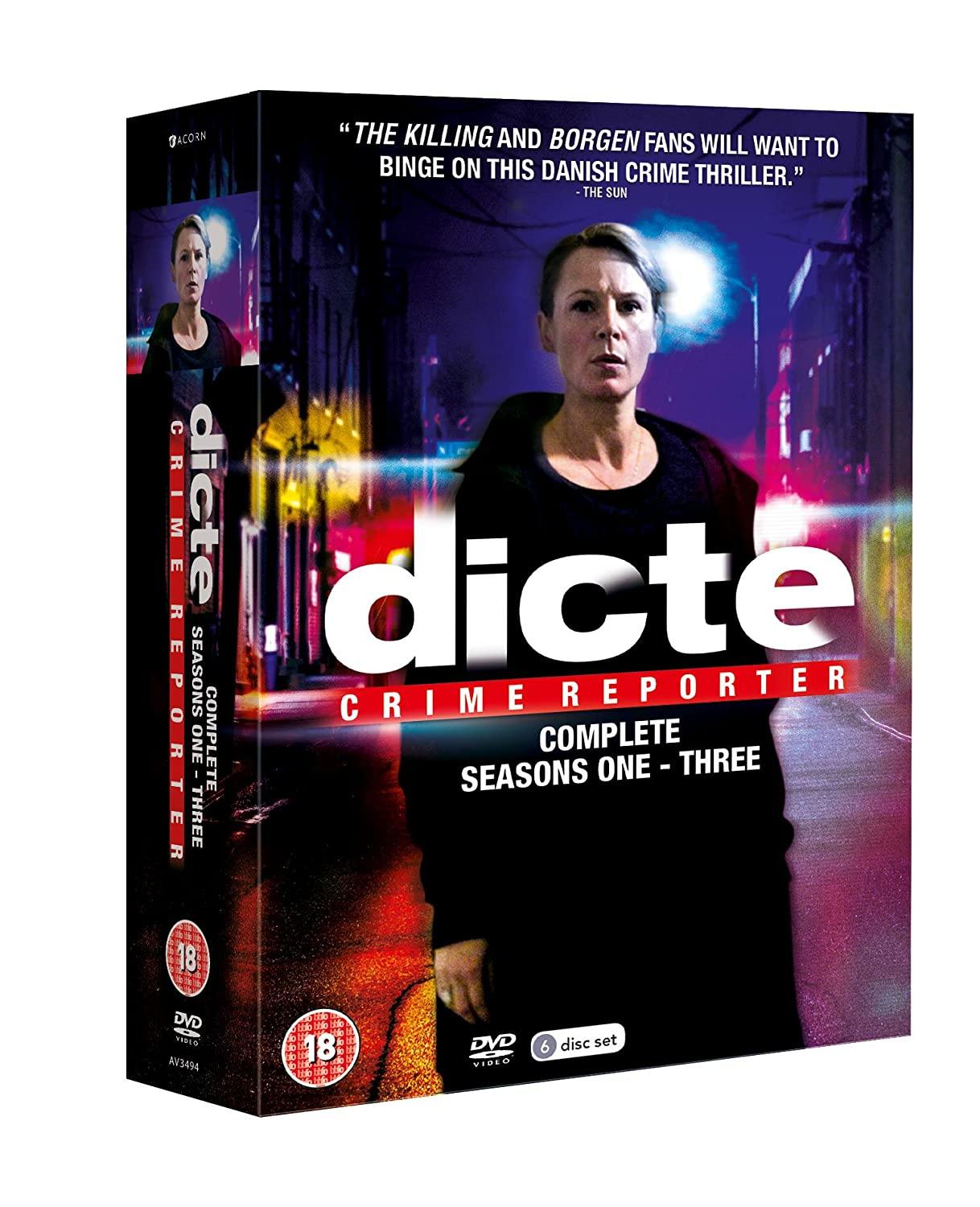 Dicte: Complete Series 1-3