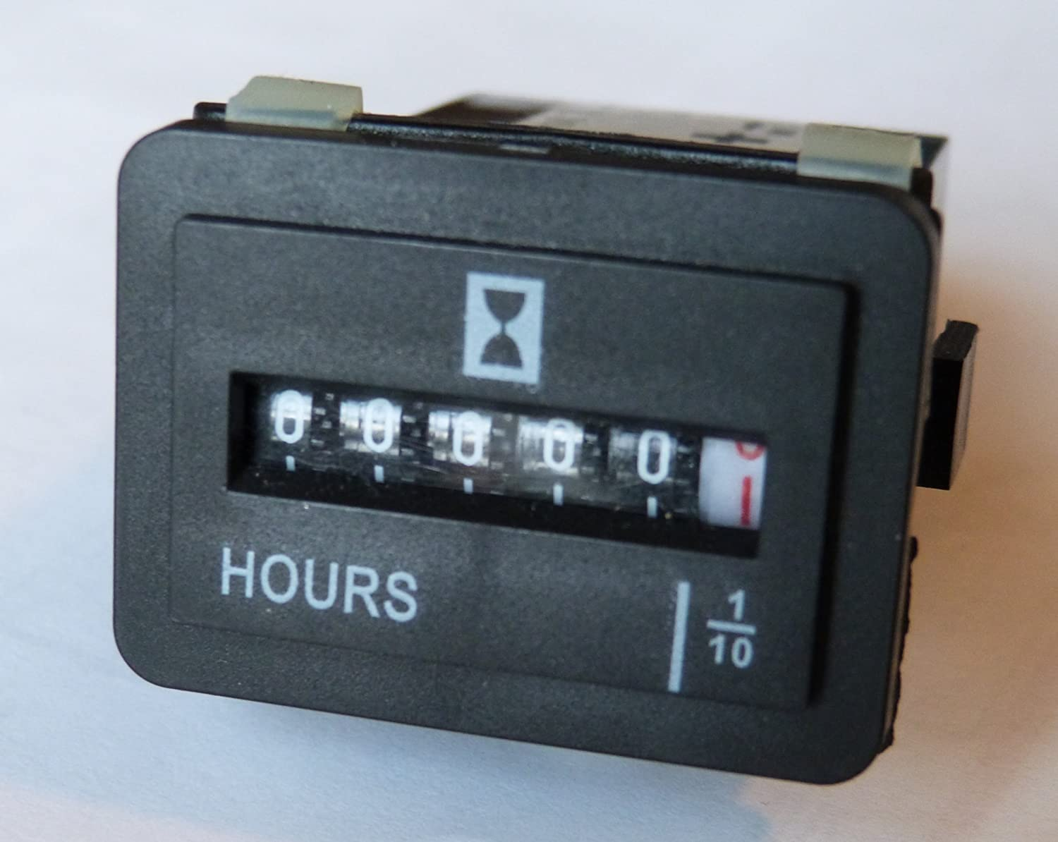 4-40 V AC or DC Rect Hour Meter,Boat,Truck,Tractor