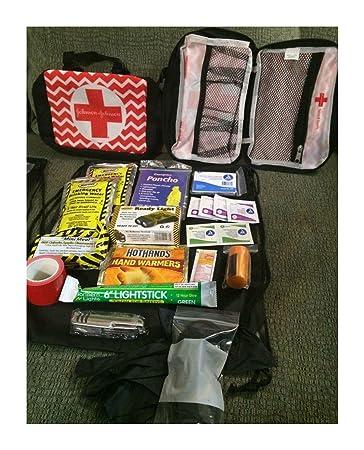 Amazon Com Emergency Survival Kit Disaster Car Safety Kit Boating