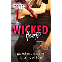 Wicked Hearts: A Wicked Bay Novel (English Edition)