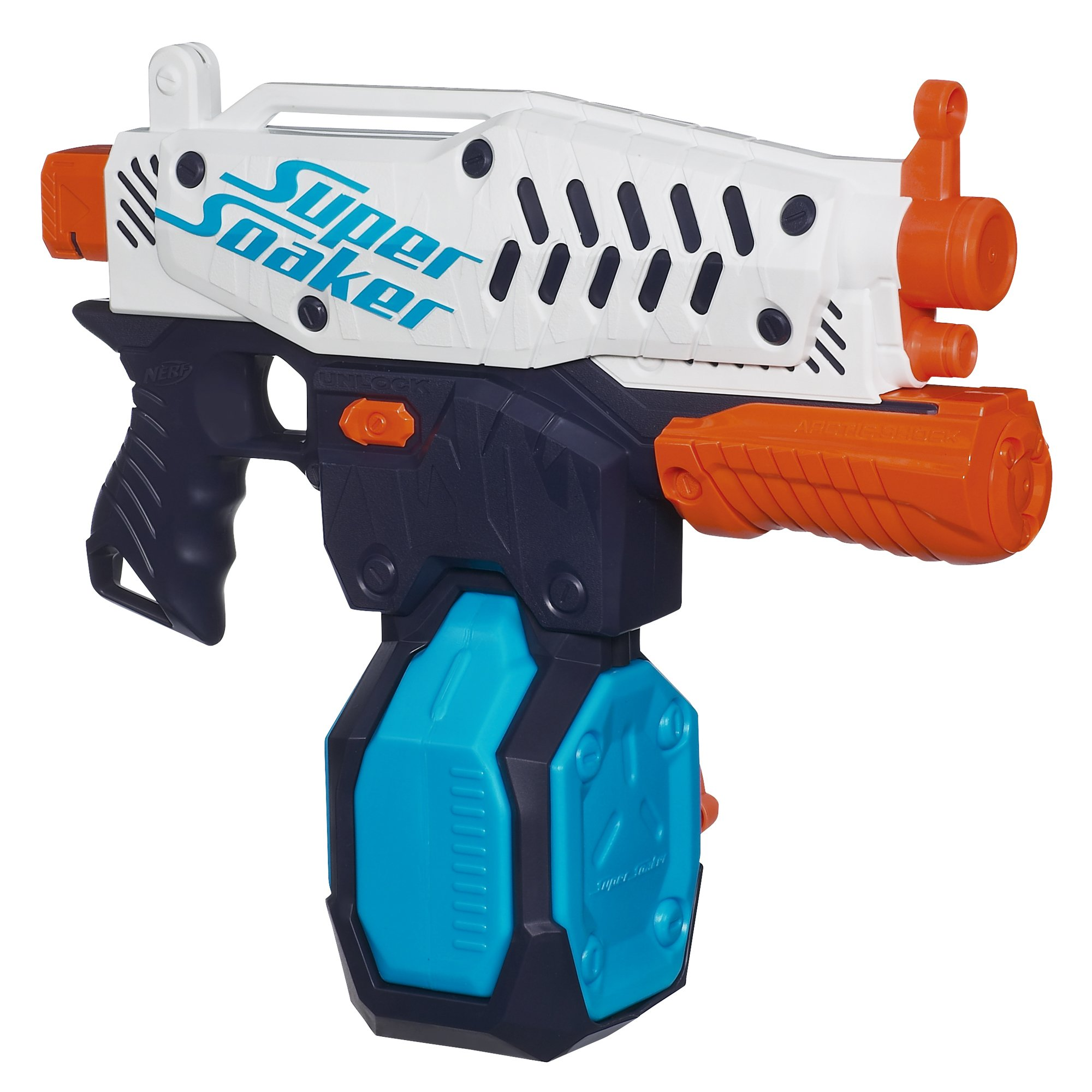 Nerf Super Soaker Arctic Shock Water Blaster by NERF