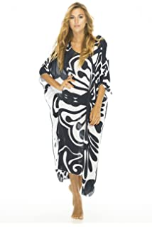 13f09a3b2b Back From Bali Womens Plus Size Sarong Swimsuit Cover Up Embroidered ...