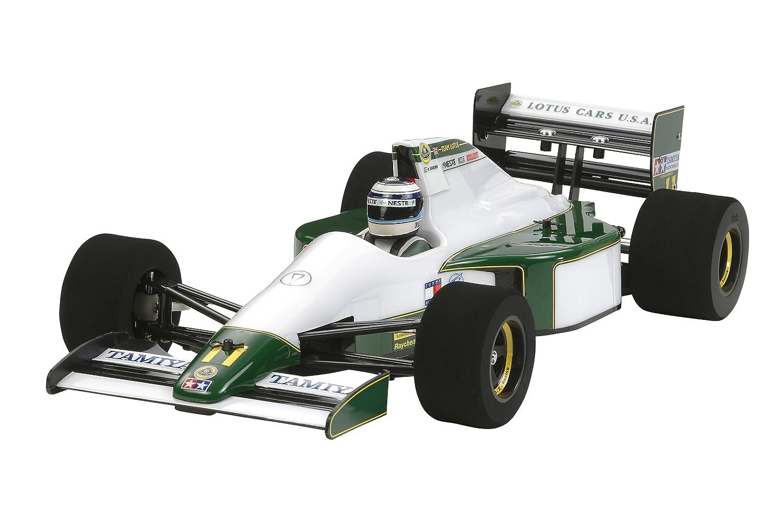 タミヤ RC限定シリーズ 1/10 電動RCカー チームロータス タイプ 102B (F104Wシャーシ) 84287 B007VUP2N2