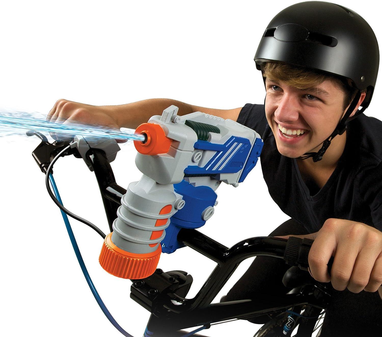 Sky Rocket Fuze Cyclone Bike Water Blaster Toys Games