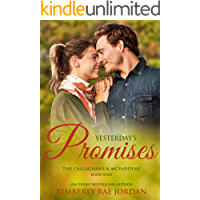 Yesterday's Promises: A Christian Romance (Callaghans & McFaddens