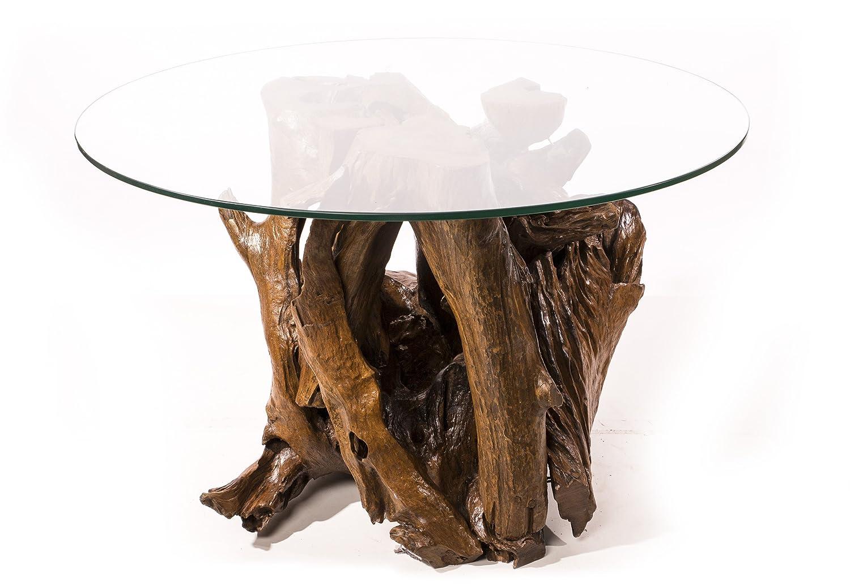 rustikaler garten tisch zara wurzelholz g nstig kaufen. Black Bedroom Furniture Sets. Home Design Ideas