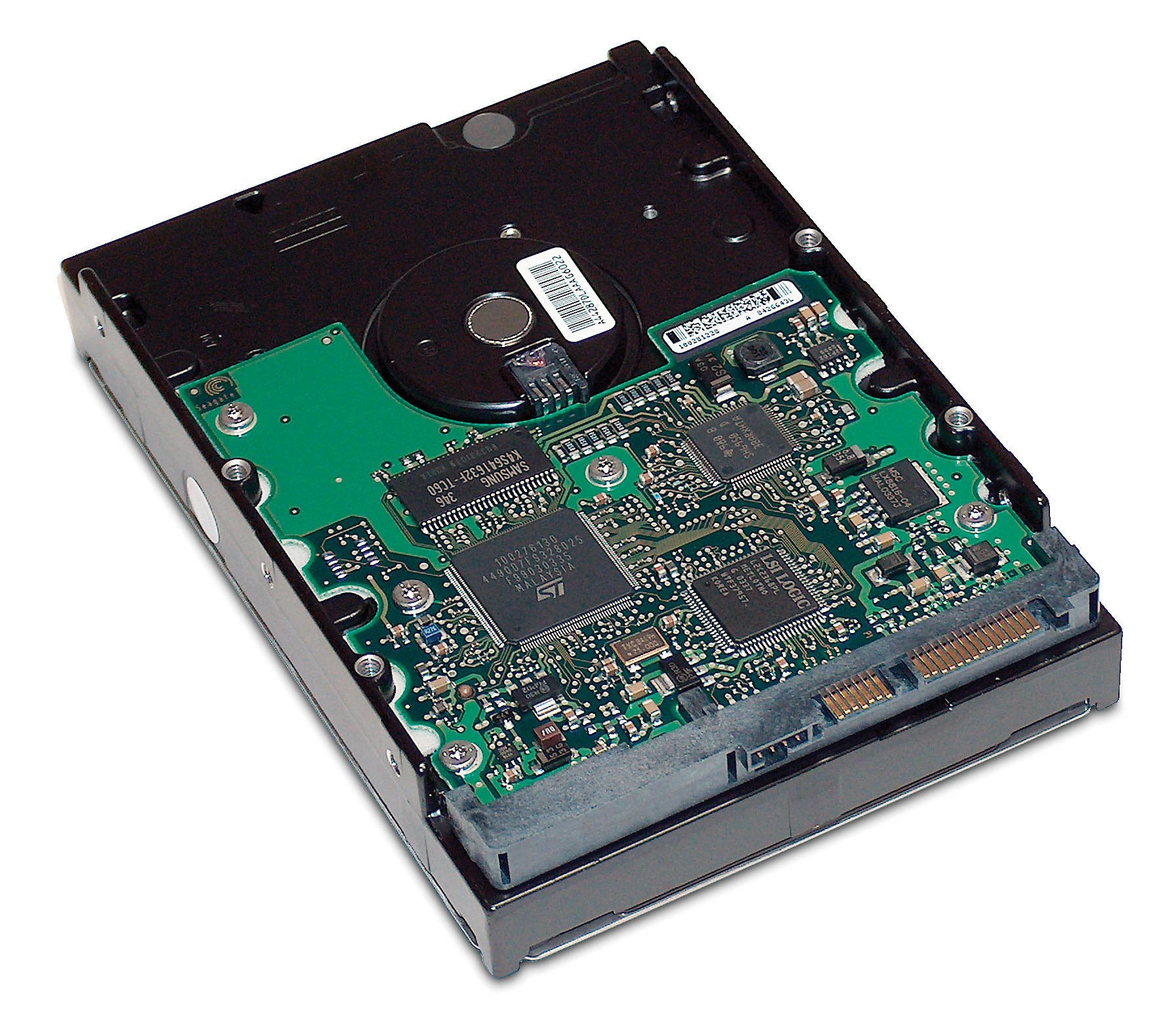 HP 1-Inch 2000 GB Hot-Swap 2 MB Cache Internal Hard Drive QB576AT