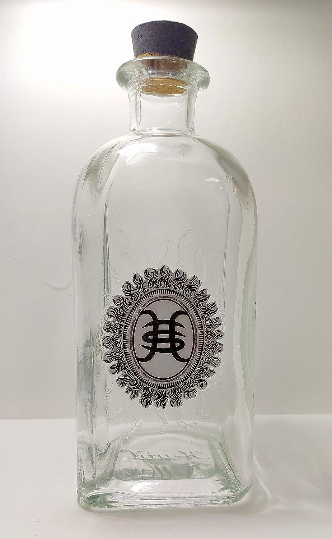Botella Cristal Personalizada