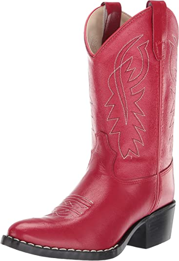red boots for girls