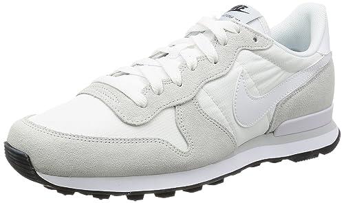 Nike Internationalist, Zapatillas para Hombre, Blanco (Summit Off White/Pure Platinum/Black), 38.5 EU: Amazon.es: Zapatos y complementos