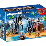 Playmobil - 6679 - Repaire pirates des tnbres