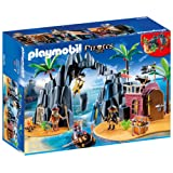 Playmobil 6679 Pirate Treasure Island - Multi-Coloured