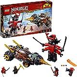 LEGO 70669 Ninjago Legacy Cole's Earth Driller Building Kit, Colourful