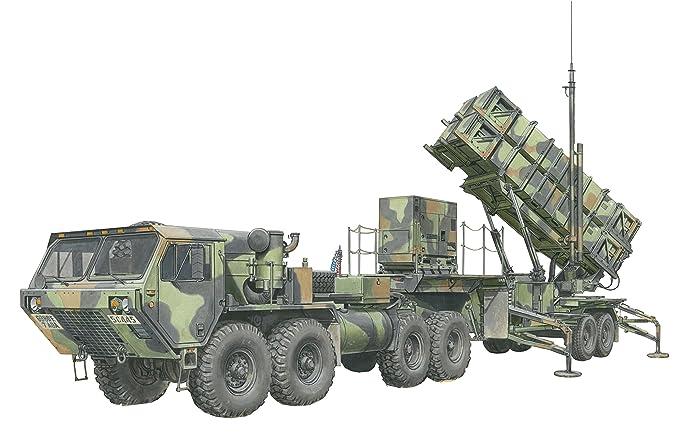 الباتريوت.. سلاح الردع الأميركي في وجه إيران 81xlAcJ0c-L._SX679_